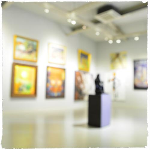 IAS art exhibition